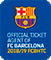 Auktoriserad FC Barcelona biljetter Agent