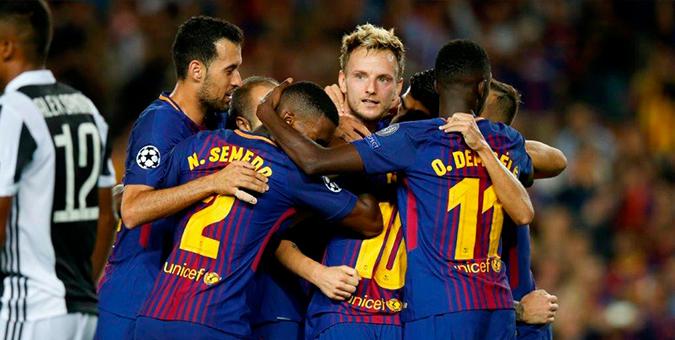 FC Barcelona vs Sporting Gijon
